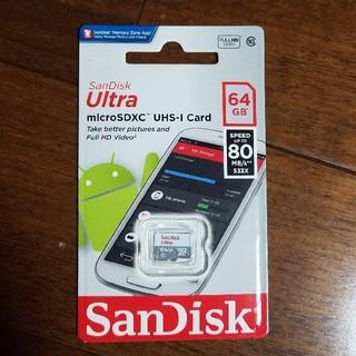 サンディスク(SanDisk)の★新品★クラス⑩★SanDisk★microSD 64GB★(その他)