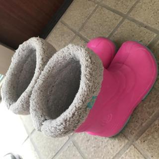 ジーティーホーキンス(G.T. HAWKINS)のスノーブーツ♡17〜18cm(ブーツ)