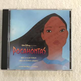 ポカホンタス 英語版サウンドトラック(映画音楽)