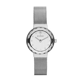 スカーゲン(SKAGEN)のSKAGEN スカーゲン腕時計Leonora Steel Mesh Watch(腕時計)