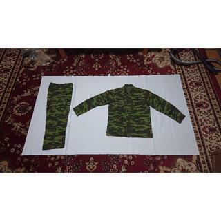 ロシア軍 フローラ迷彩服 サイズ50-3(戦闘服)