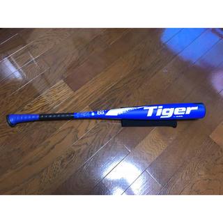 ◆美津和タイガー(虎印)◆レボルタイガー◆一般軟式用金属(バット)
