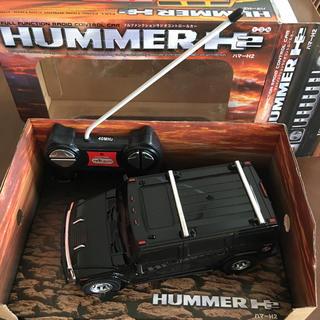 ハマー(HUMMER)のハマーH2 HUMMER H2 正規ライセンス(ホビーラジコン)