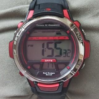 タウンアンドカントリー(Town & Country)のTown&Countryの防水時計(腕時計)