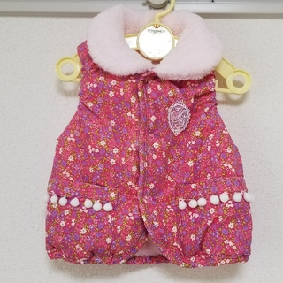 ニシキベビー(Nishiki Baby)のスウィートガール ベスト 90 スイートガール(ジャケット/上着)