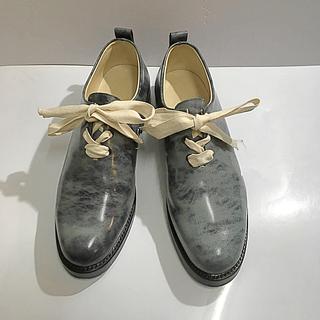 サンシー(SUNSEA)の美品16SS SUNSEAサンシー レザー シューズ1104I(ブーツ)