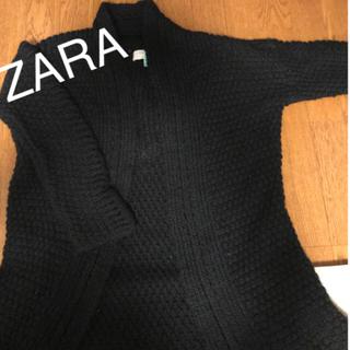 ザラ(ZARA)のニット カーディガン レディース(ニットコート)
