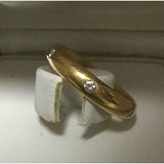 カルティエ(Cartier)のお値下げ Cartier ダイヤエタニティリング 18k YG(リング(指輪))