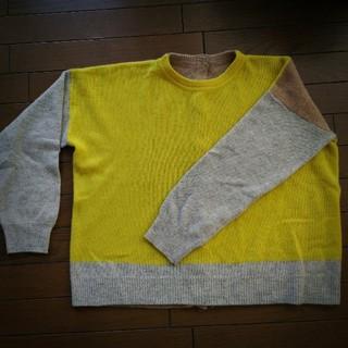 ツモリチサト(TSUMORI CHISATO)のツモリチサト カシミア セーター 新品(ニット/セーター)