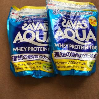 ザバス(SAVAS)のSAVAS ザバス グレープフルーツ味 1(プロテイン)
