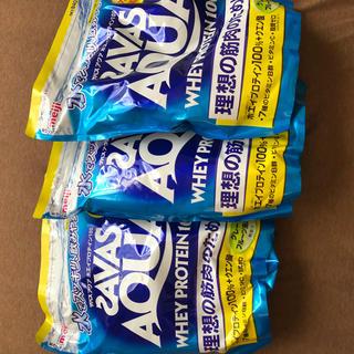 ザバス(SAVAS)のSAVAS ザバス グレープフルーツ味 (プロテイン)