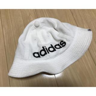 アディダス(adidas)の超美品♡ バゲットハット adidas アディダス タオル地 (ハット)