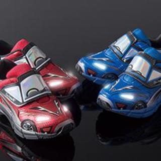 チヨダ(Chiyoda)のシャイニングスニーカー バイオフィッターライナー16センチ(スニーカー)