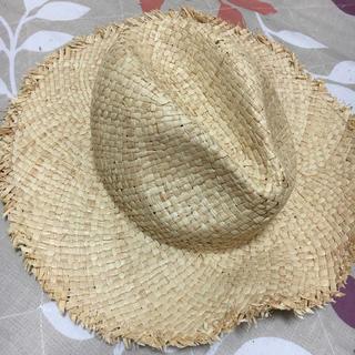 オリーブデオリーブ(OLIVEdesOLIVE)の麦わら帽子(麦わら帽子/ストローハット)