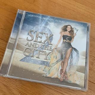 セックスアンドザシティ サントラ(映画音楽)