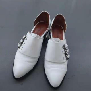 ジェフリーキャンベル(JEFFREY CAMPBELL)のJeffrey Campbellジェフリーキャンベル革靴(ローファー/革靴)