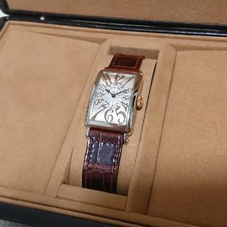 フランクミュラー(FRANCK MULLER)のヤスオン様専用フランク・ミュラー☆ロングアイランド本体(腕時計)