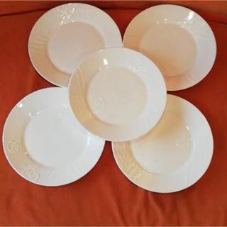 ウェッジウッド(WEDGWOOD)のWedgwood ウェッジウッド 大皿 ネイチャー プレート お皿 5枚セット(食器)
