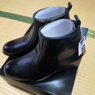 トウレ(東レ)の全天候型 レインブーツ レインシューズ ショートブーツ スノーブーツ(レインブーツ/長靴)