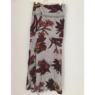 シアタープロダクツ(THEATRE PRODUCTS)のシアタープロダクツ ボタニカルスカート(ロングスカート)