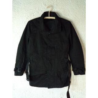 エムケーミッシェルクランオム(MK MICHEL KLEIN homme)の1816 ミッシェルクラン オム  ステンカラー コート ジャケット(ステンカラーコート)