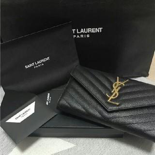 Saint Laurent - YSL 長財布