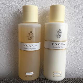 TOCCA - TOCCA トッカ ボディウォッシュ ボディローション クレオパトラ 新品未使用
