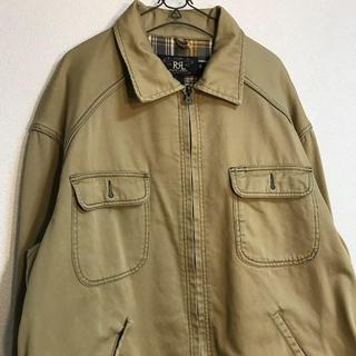 ダブルアールエル(RRL)のRRL Ralph Lauren jacket(ミリタリージャケット)