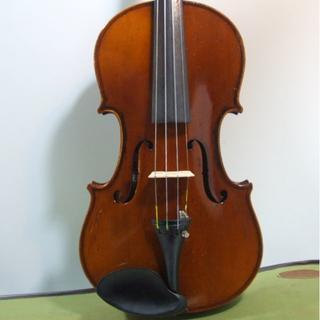 ヨーロッパ製 ヴァイオリン メンテ済み(ヴァイオリン)