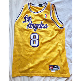NIKE - NIKE LAKERS タンクトップ NBA コービー ブライアント XXL
