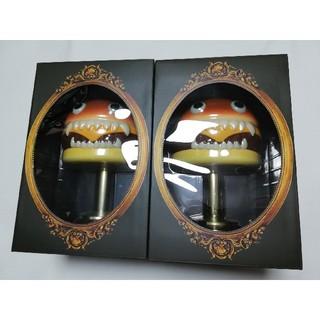 アンダーカバー(UNDERCOVER)の2個セット UNDERCOVER HAMBURGER LAMP ハンバーガー(その他)