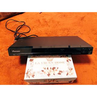 パイオニア(Pioneer)のPioneer DVDプレーヤー プログレッシブ再生対応 DV-2020(DVDプレーヤー)