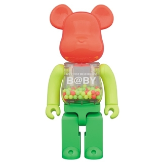 MEDICOM TOY - 2体セット MY FIRST BE@RBRICK B@BY NEON ver
