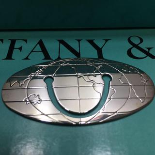 ティファニー(Tiffany & Co.)のTiffany 🌍WORLD Smile 😀マネークリップ (マネークリップ)