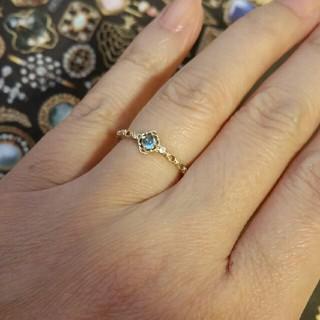 サマンサティアラ(Samantha Tiara)のサマンサティアラ メルレット リング(リング(指輪))