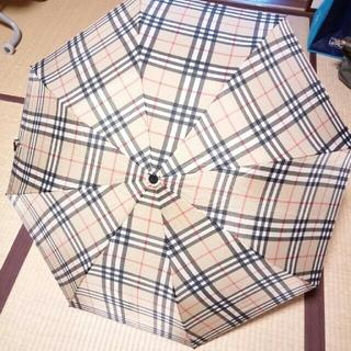 Burberrys  折りたたみ傘(傘)