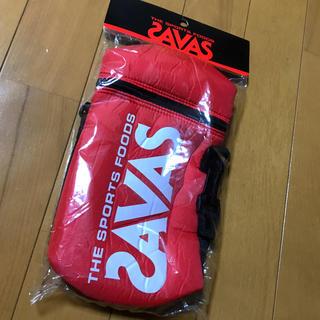 ザバス(SAVAS)のZAVAS スクイズボトル キャリングケース(トレーニング用品)