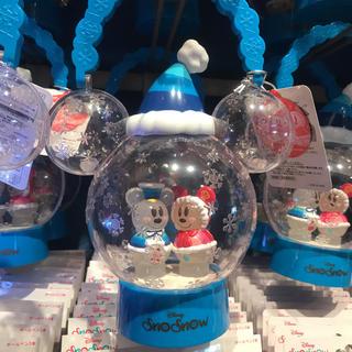 ディズニー(Disney)の【新品未使用】ディズニー クリスマス スノースノー ランタン(その他)