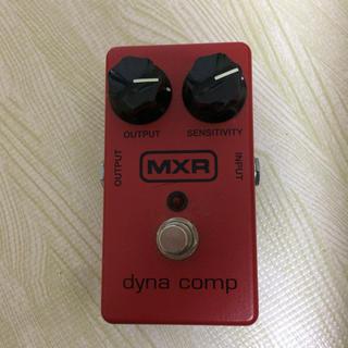 MXR dyna comp(エフェクター)
