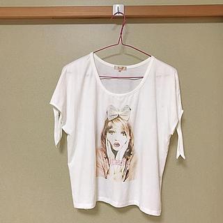 アラマンダ(allamanda)のアラマンダ ティシャツ(Tシャツ(半袖/袖なし))