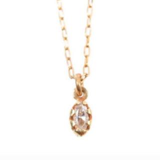 カオル(KAORU)の美品 アトリエカオル 18金 ダイヤモンド ネックレス(ネックレス)