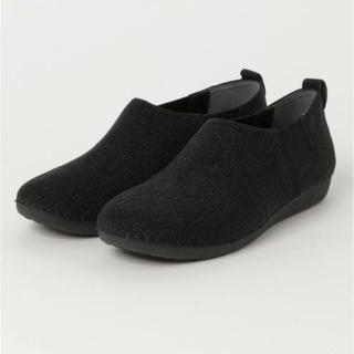 サヴァサヴァ(cavacava)の新品 定価14904円cavacava 本革シューズ ブラック、グレー(ブーツ)