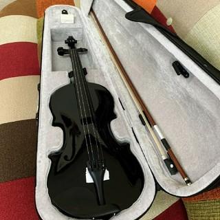 ヴァイオリン バイオリン ブラック ゆうパック(ヴァイオリン)