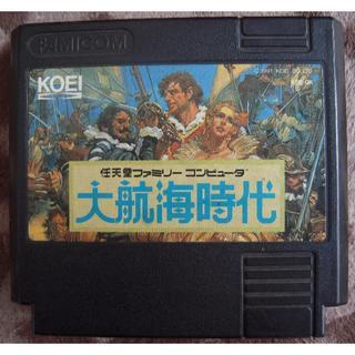 コーエーテクモゲームス(Koei Tecmo Games)のファミコン 大航海時代(家庭用ゲームソフト)