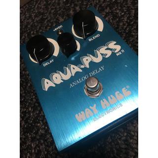 Way Huge Aqua Puss mk2(エフェクター)