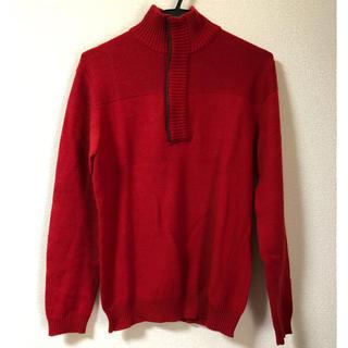 ニコル(NICOLE)の【ニコル】赤色セーター(ニット/セーター)