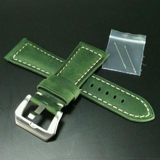 【新品未使用】 26 mm カーフ 革ベルト《尾錠付き》(レザーベルト)