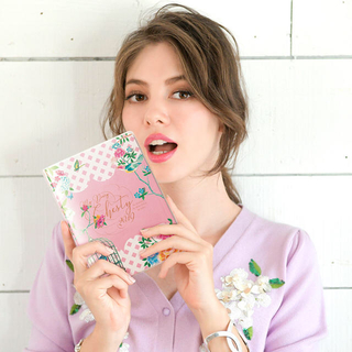 【Chesty】Chesty 2019 Diary PINK