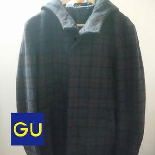 ジーユー(GU)のGU ブロックテックコート チェック(その他)