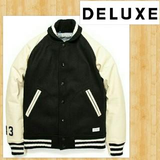デラックス(DELUXE)の定価69120円 DELUXE CLOTHING デラックス スタジャン レザー(スタジャン)